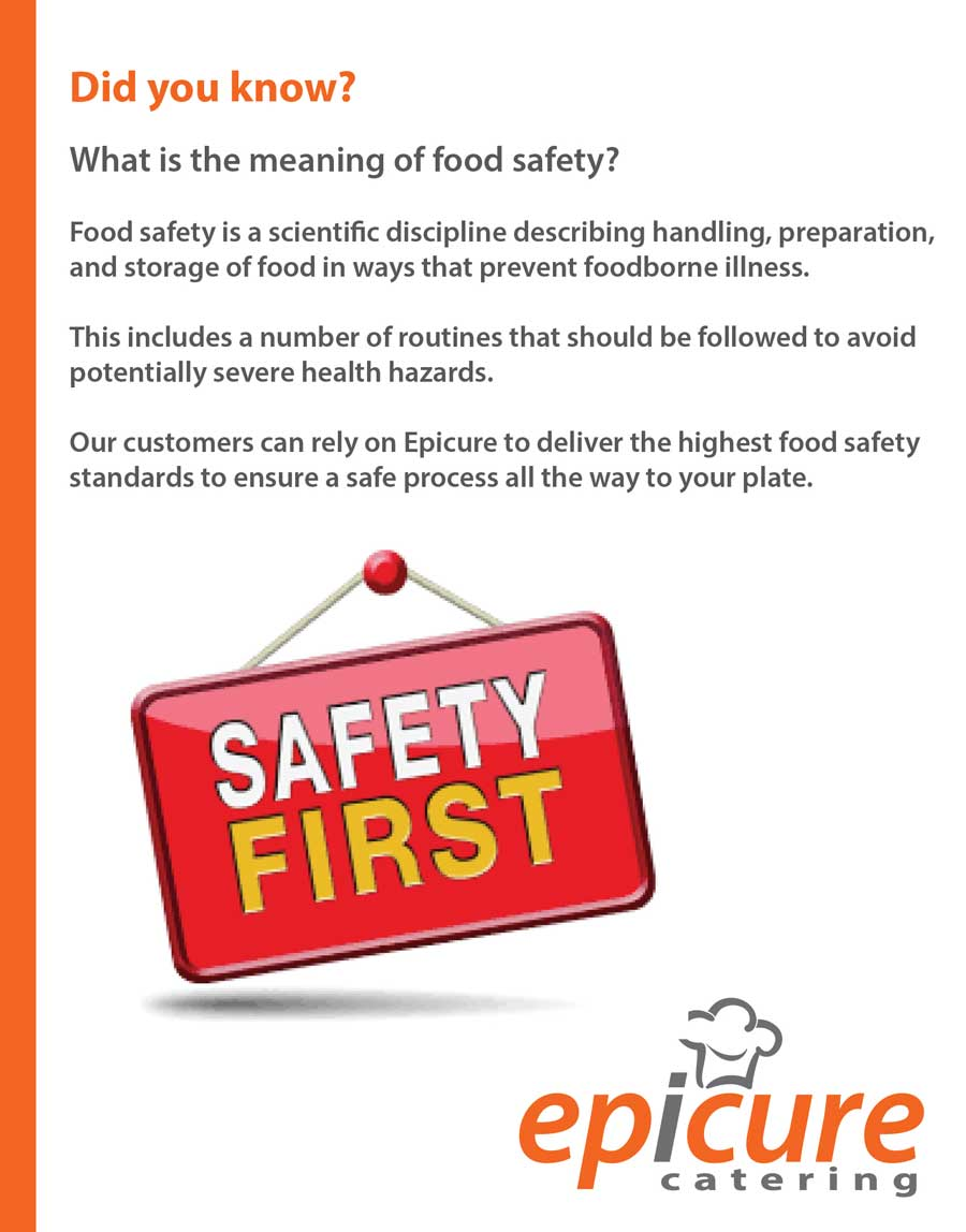 Perfect What Is The Meaning Of Food Safety?